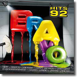 Cover: BRAVO Hits 92 - Various Artists