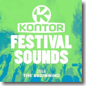 Cover:  Kontor Festival Sounds 2016 - The Beginning - Various Artists