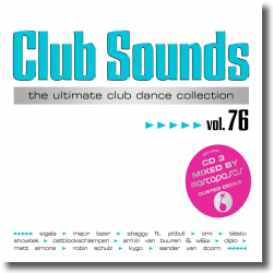 Cover: Club Sounds Vol. 76 - Various Artists