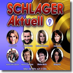 Cover: Schlager Aktuell 9 - Various Artists