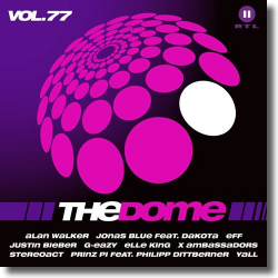 Cover: THE DOME Vol. 77 - Various Artists