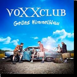 Cover: voXXclub - Geiles Himmelblau