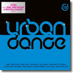 Cover: Urban Dance Vol. 15 - Various Artists