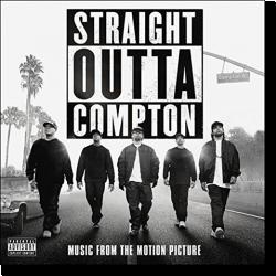 Cover: Straight Outta Compton - Original Soundtrack