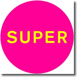Cover: Pet Shop Boys - Super