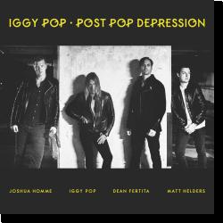 Cover: Iggy Pop - Post Pop Depression