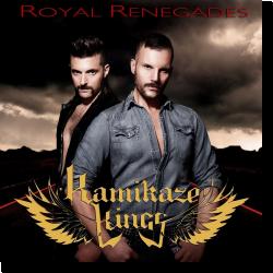 Cover: Kamikaze Kings - Royal Renegades