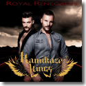 Cover: Kamikaze Kings - Royal Renegades