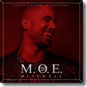 Cover:  Moe Mitchell - M.O.E.