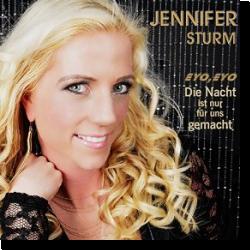 Cover: Jennifer Sturm - Die Nacht ist nur für uns gemacht