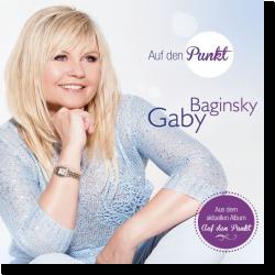 Cover: Gaby Baginsky - Auf den Punkt