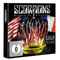 Cover: Scorpions - Return To Forever (Tour-Edition)