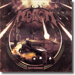 Cover: MR.BISON - Asteroid