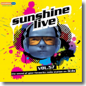 Cover:  sunshine live Vol. 57 - Various Artists
