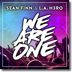 Cover: Sean Finn & L.A. H3RO - We Are One
