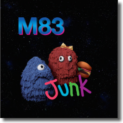 Cover: M83 - Junk