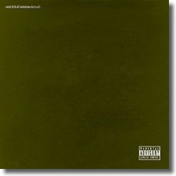 Cover: Kendrick Lamar - untitled unmastered.
