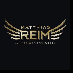 Cover: Matthias Reim - Alles was ich will