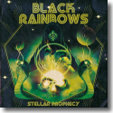 Cover:  Black Rainbows - Stellar Prophecy