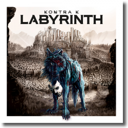 Cover: Kontra K - Labyrinth