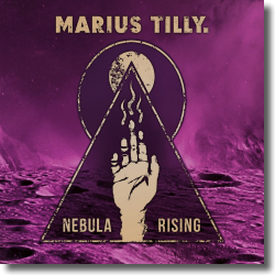 Cover: Marius Tilly - Nebula Rising