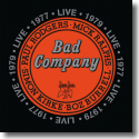 Cover:  Bad Company - Live In Concert 1977 & 1979