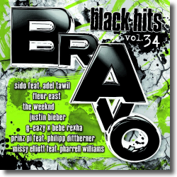 Cover: BRAVO Black Hits 34 - Various Artists