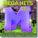 Cover:  MegaHits 2016 - Die Zweite - Various Artists