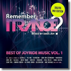 Cover: Remember Trance? (Best Of Joyride Music Vol. 1) - Various Artists