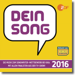 Cover: Dein Song 2016 - Various Artists