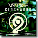 Cover:  Vandice - Clockwork