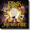 Cover:  P!nk - Just Like Fire