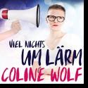 Cover:  Coline Wolf - Viel Nichts um Lärm