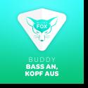 Cover:  Buddy - Bass an, Kopf aus
