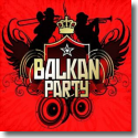 Cover:  Balkan Party - Various Artists