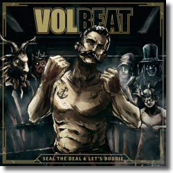Cover: Volbeat - Seal The Deal & Let's Boogie