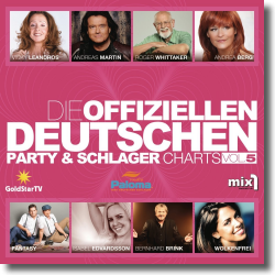 Cover: Die offiziellen Deutschen Party & Schlager Charts Vol. 5 - Various Artists