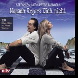 Cover: Stefan Zauner & Petra Manuela - Mensch ärgere dich nicht
