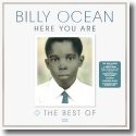 Cover: Billy Ocean - Here You Are: The Best Of Billy Ocean