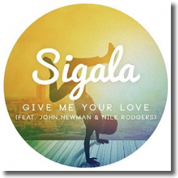 Cover: Sigala feat. John Newman & Nile Rodgers - Give Me Your Love