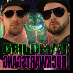 Cover: Geilomat - Rückwärtsgang