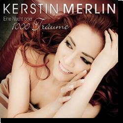 Cover: Kerstin Merlin - Eine Nacht oder 1000 Träume