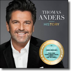 Cover: Thomas Anders - History