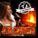 Cover:  DJ-TJ feat. Frau Schnitzler - Am Kamin