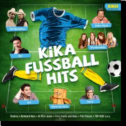Cover: KiKA Fußball Hits - Various Artists