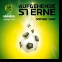 Cover:  Dominic Sanz - Aufgehende Sterne
