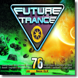 Cover: Future Trance 76 - Various Artists