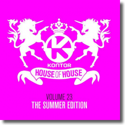 Cover: Kontor House of House Vol. 23 - The Summer Edition - Various Artists