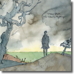 Cover: James Blake - The Colour in Anything