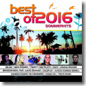 Cover:  Best Of 2016 - Sommerhits - Various Artists
